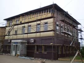Дом купца Соколикова в октябре 2007 года
